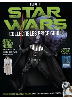 beckett wars collectibles price guide 1