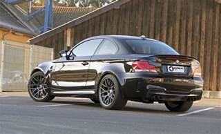 alpha n develops tuning package for bmw 1 series m coupe