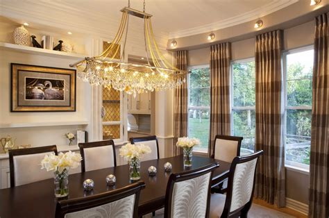 Dinning Room | glamorous modern dining room robeson design