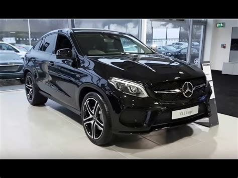 2017 mercedes benz gle 43 4matic coupe interior and