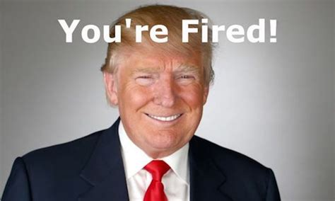 Donald Trump You Re Fired Meme - 32 worst things donald trump has ever said men s trait