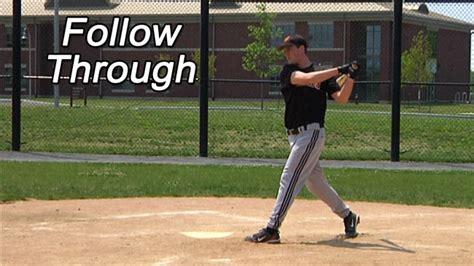 baseball bat swing speed baseball bat swing speed follow through athleticquickness