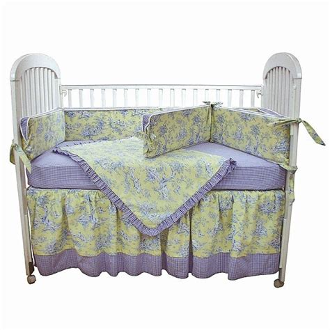 Purple And Yellow Crib Bedding by Purple And Yellow Crib Bedding Yellow And