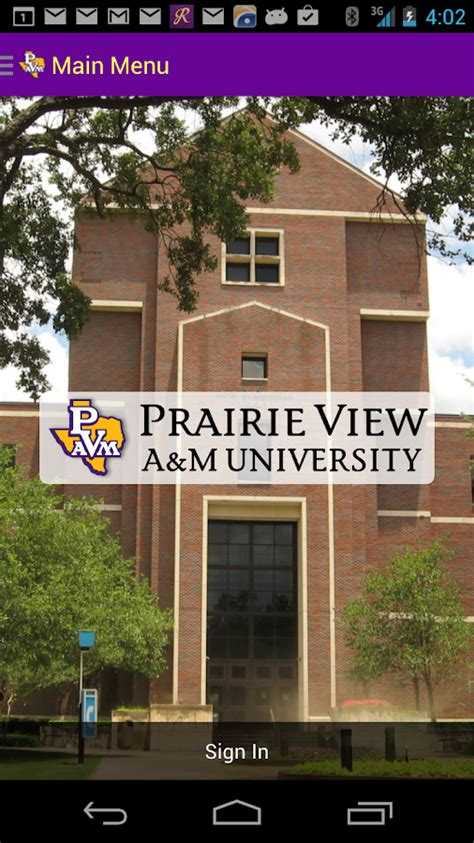 Prairie View A M Mba by Pvamu Mobile Android Apps On Play