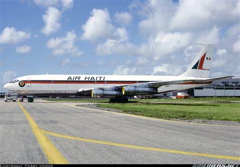 boeing 707 331c air haiti aviation photo 4800481 airliners net