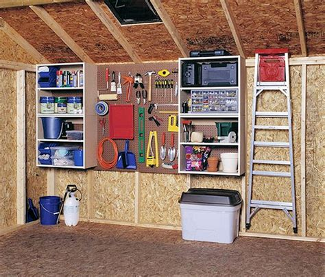 how to organize a garage how to organize your garage raber portable storage barns
