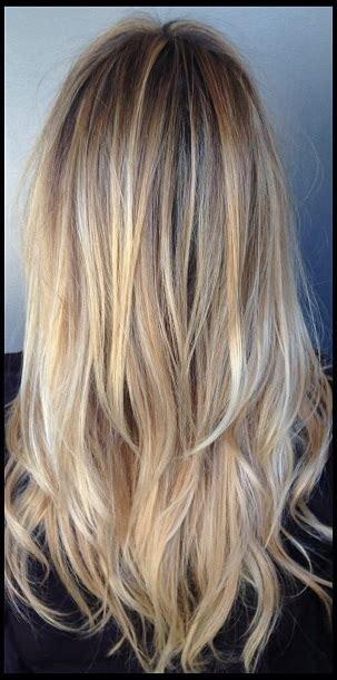Celebrity blonde hair styles jonathan amp george