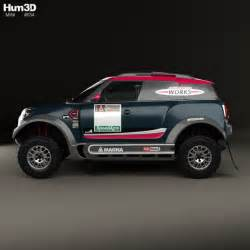 Rally Mini Cooper Mini Cooper Works Rally 2017 3d Model Hum3d