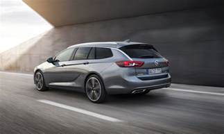 2017 Opel Insignia 2017 Opel Insignia Sports Tourer Pictures Gm Authority