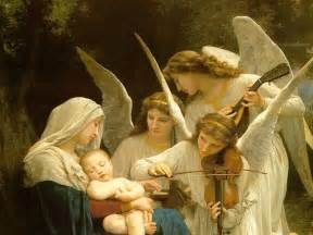 angle song the sounds of christmas from the heart