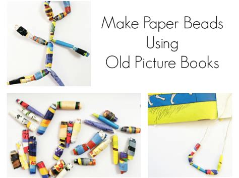 How To Make A Booklet Out Of Paper - how to make paper out of picture books