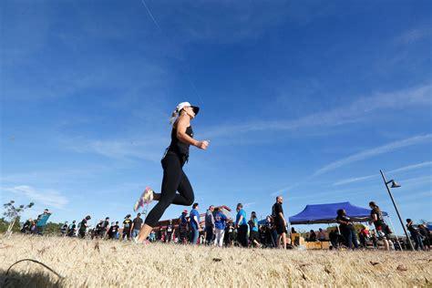 Festival The Survivor by Las Vegas Shooting Survivor Finds Courage To Race Again