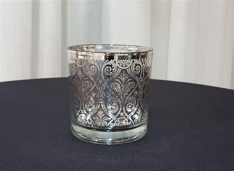 Damask Vase by Silver Damask Vase Signature Events