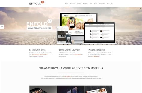 enfold theme bootstrap exelent best landing page wordpress themes sketch