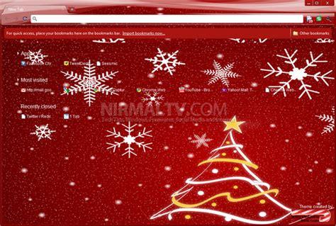 christmas themes for google chrome free download best christmas themes for google chrome