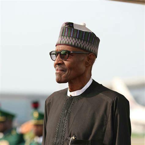 Nigeria Address Lookup President Buhari Lands In Nigeria 745ng