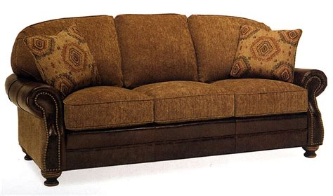 Leather Fabric Sectional Sofa Leather And Material Sofas Thesofa
