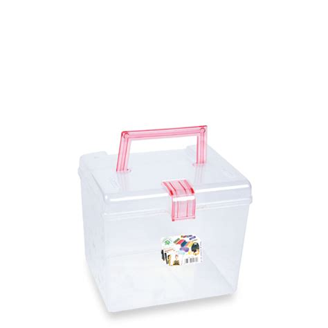 Kursi Plastik Leaf kotak gagang serbaguna marco 3100ml kotak penyimpanan