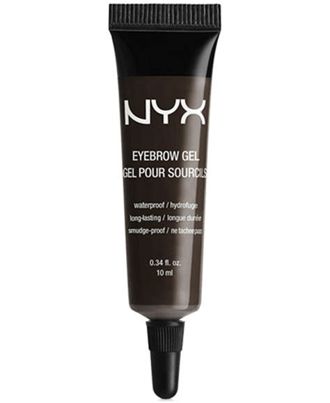 Nyx Gel Eyebrow nyx professional makeup eyebrow gel makeup macy s