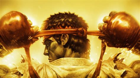 ultra street fighter  ryu wallpapers hd wallpapers id