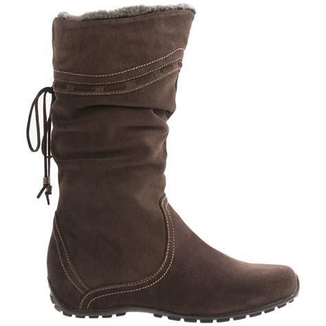 blondo boots womens 7408c 5 blondo madras snow boots side zip for
