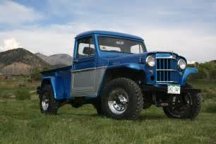 1961 Jeep Truck Document Moved