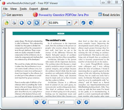 free reader free pdf viewer is an awesome cross platform pdf reader