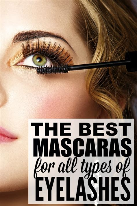 8 Great Mascaras For Thin Lashes by The Best Mascaras For All Types Of Eyelashes