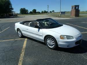 2001 Chrysler Sebring Convertible Reviews 2001 Chrysler Sebring Pictures Cargurus
