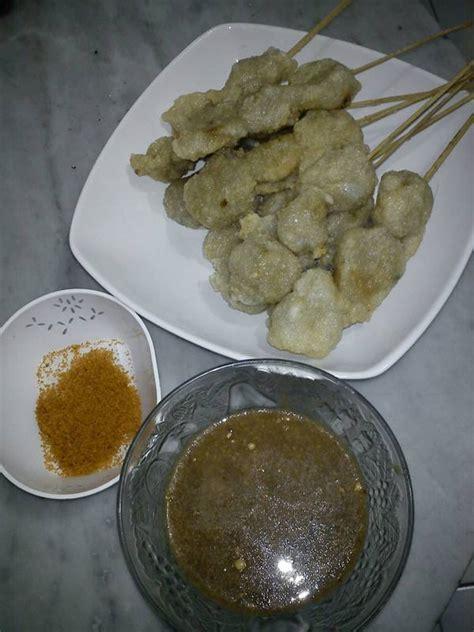 wisata kuliner indonesia cilok makanan asli indonesia