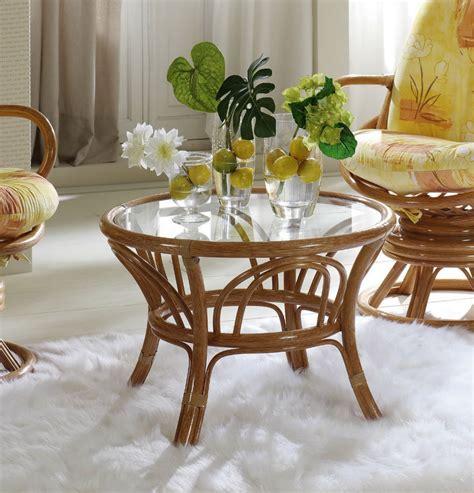 table basse ronde de salon table basse ronde en rotin brin d ouest