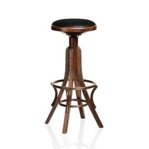 sgabelli thonet sgabello rustico in legno curvato per pizzerie idfdesign