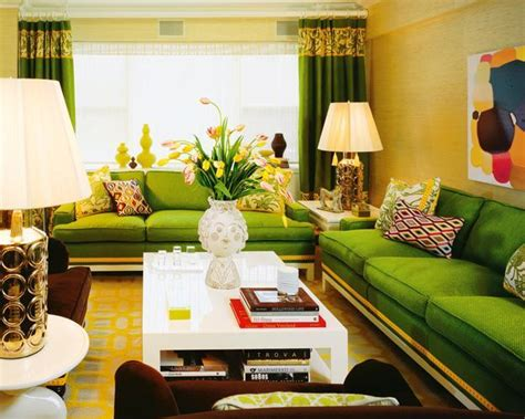 yellow and green living room ideas 22 modern ideas adding emerald green color to your interior design and decor