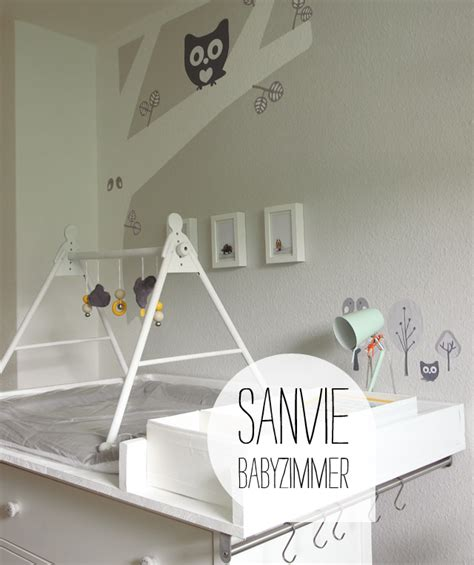 Kinderzimmer Jungen Streichen by Sanvie Babyzimmer W 228 Nde Streichen Sanvie Mini