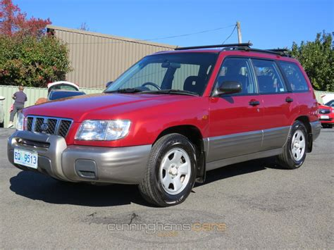 subaru forester awd 2001 subaru forester awd limited wagon in launceston tas