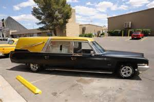 Cadillac Ta Fl 1971 Cadillac Custom Hearse 132854