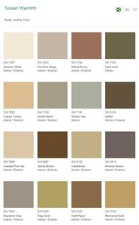 tuscan color palette colores sherwin williams tuscan warmth cuppola yellow
