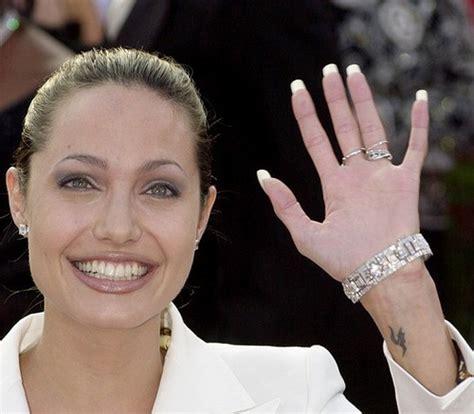 Angelina Jolie Rune Tattoo | angelina jolie tattoos temporary tattoo blog