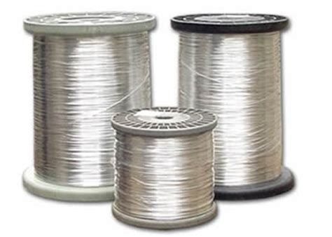 copper wire solid stranded insulated tinned