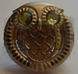 Bath And Works Owl Car Air Freshener Bath Works Owl Green Scentportable Holder Vent