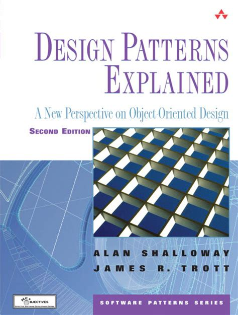 design pattern explained simply pearson education design patterns explained