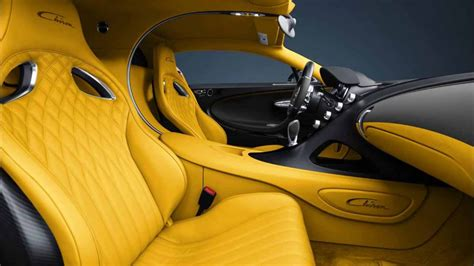 yellow bugatti chiron the bugatti chiron in the us is in yellow