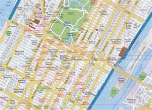 New York City Walking Map by New York City Walking Map