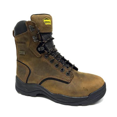 best steel toe boots for comfort lacrosse men s quad comfort oil slip resistant steel toe