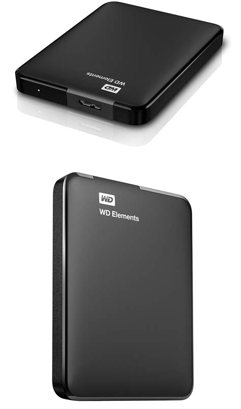 Hardisk Hdd External Wd Elements 2tb Usb 3 0 external hdd western digital elements portable usb 3 0