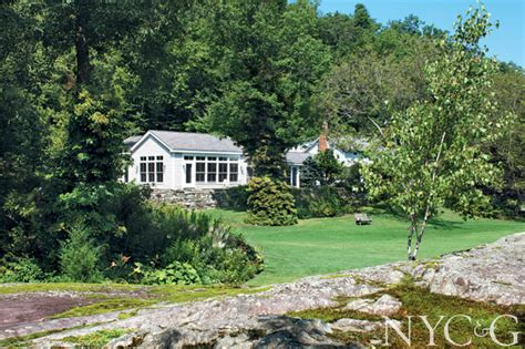 Richard Galef S Upstate Oasis New York Cottages New York Cottages