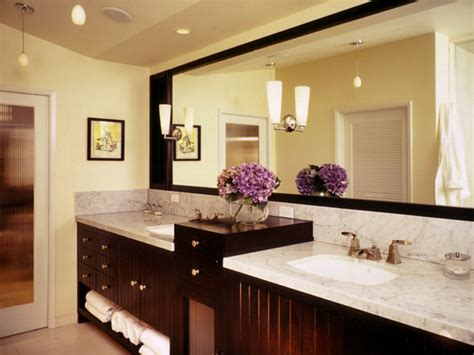 Decorating Bathrooms Ideas Modern Bathroom Sink Decorating Ideas Plushemisphere