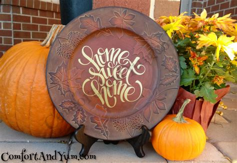 7 Gorgeous Thanksgiving Decor Items by Beautiful Thanksgiving Decor For 5 Comfort Yum
