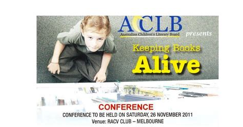 s alive books jackie kerin keeping books alive conference 26 november