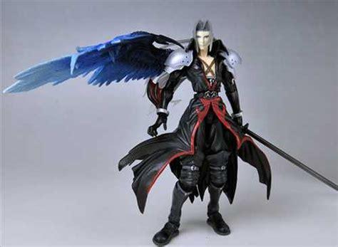 Play Arts Kingdom Hearts Cloud Strife Sephiroth Figure kotobukiya japanshop